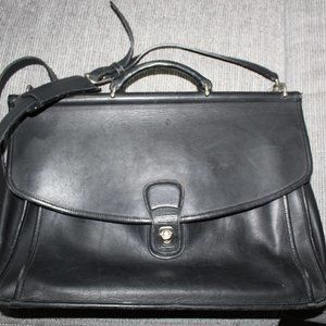 Coach 5266 Vintage Leather Beekman Briefcase